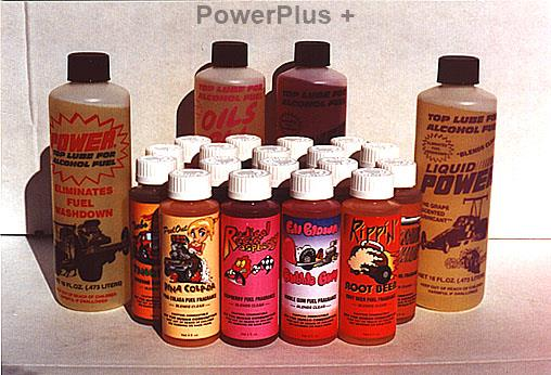 Power Plus Products