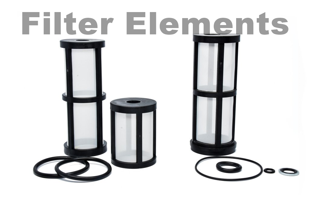 Replacement Filter Element Kit