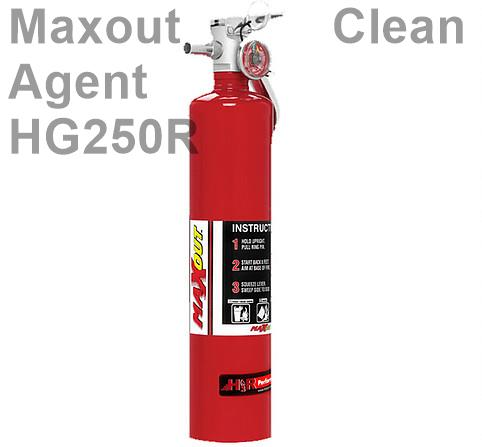 Maxout Clean Agent  HG250R