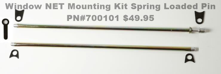 racing net mounting kit