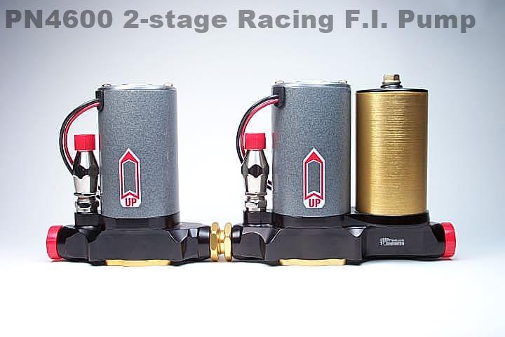 PN4600 2-stage Racing F.I. Pump