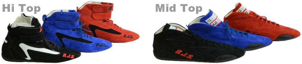 RJS Racing Shoes